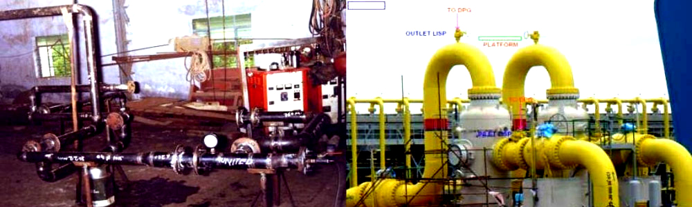 Industrial Piping at UFE